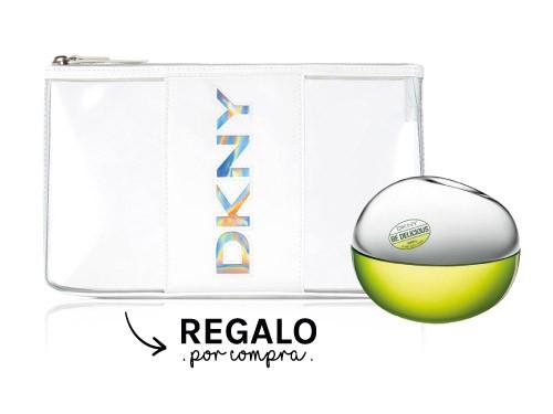Donna Karan - Be Delicious EDP  50 ml + Neceser