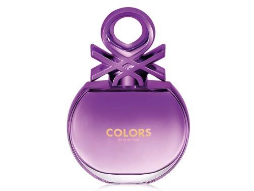 Benetton - Colors Purple EDT  80 ml