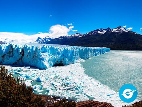 Paquete Calafate: Vuelo + Hotel + Traslados (Patagonia, Argentina)