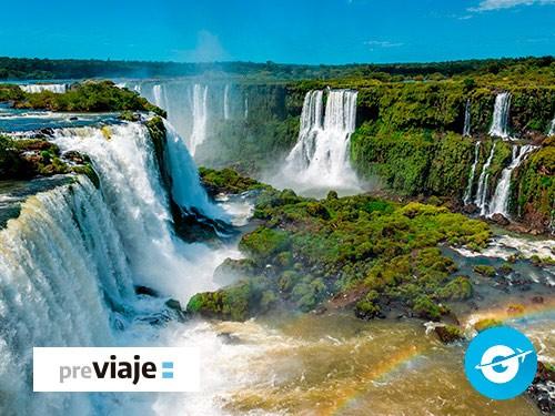 Paquete Iguazú Semana Santa: Vuelo + Hotel + Tras (Cataratas)