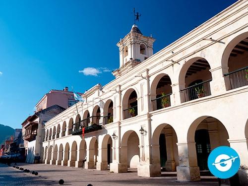 Paquete Salta Feriado: Vuelo + Hotel + Excursiones (Argentina)