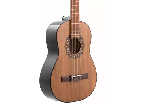 Guitarra clasica criolla fonseca 25M terminacion mate c/ funda cuotas