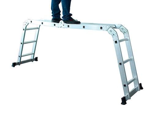 Escalera Multiproposito 4x3 Hyper Tough Lr-L-012-B