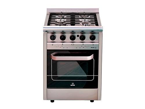 Cocina Morelli Forza 60cm 4 Hornallas