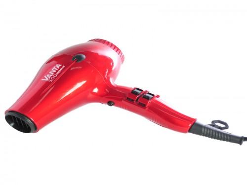 Vanta 500 Premium Secador De Pelo Profesional 2000w Rojo