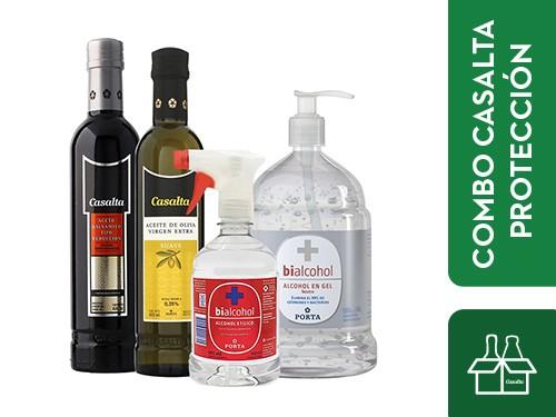 Aceite de Oliva y Aceto Reducción Casalta + Cuidado y Protección