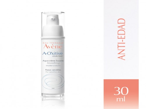A-Oxitive Aqua Crema de Dia Alisadora x 30 ml