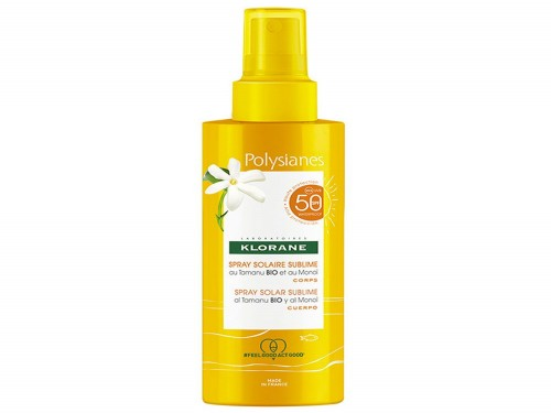 Protector Solar Spf 50 Spray Sublimador x 200 Ml