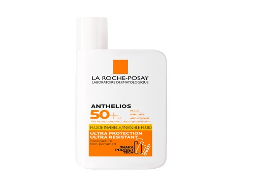 Anthelios Fps50+ Fluido Invisible x 50 ML