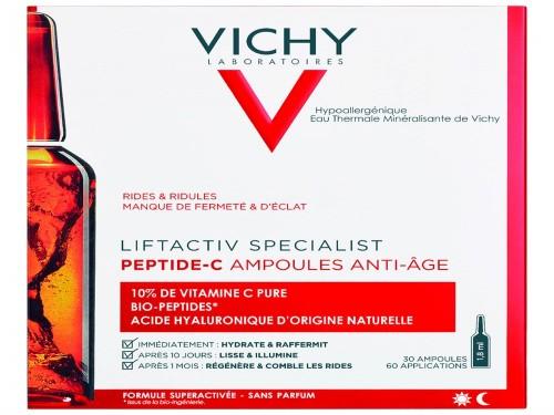 Liftactiv Speciallist Ampollas Peptide-C Antiedad x 30
