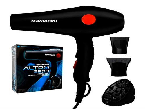 Teknikpro Altro 2800 Secador Profesional + Difusor 1800watts
