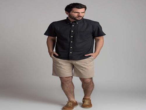 Camisa Manga Corta Bali Black