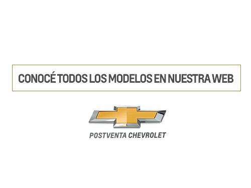 Servicio 50.000 km - Chevrolet Onix 1.4