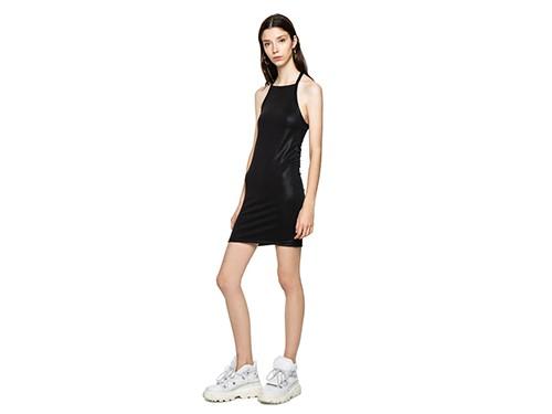 Vestido al cuerpo de noche Leslie COMPLOT