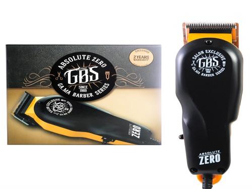 Gama Barber Series Gbs Absolute Zero Máquina Cortadora Pelo
