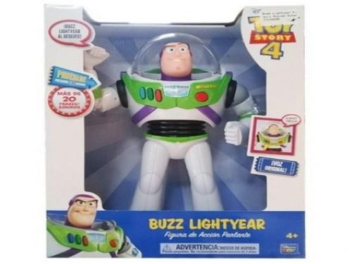 Figura de Acción Parlante Buzz Lightyear