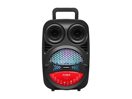 Parlante Portátil Bluetooth con Micrófono AIWA AW-P240D