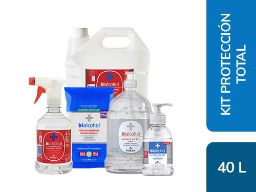 Kit Protección Total Bialcohol