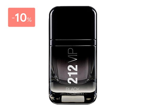CAROLINA HERRERA FRAGANCIA 212 VIP BLACK EDP FOR MEN