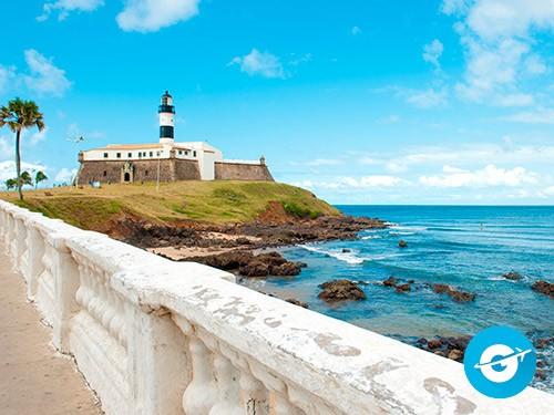 Paquete Salvador Plus en Oferta: Vuelo + Hotel + Tras (Brasil)