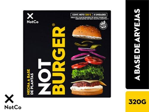 Not Burger Premium x 320g NotCo - 25% OFF