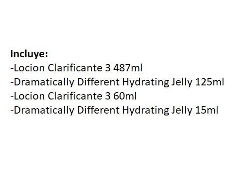 Clinique - Set Limpieza + Hidratación 1