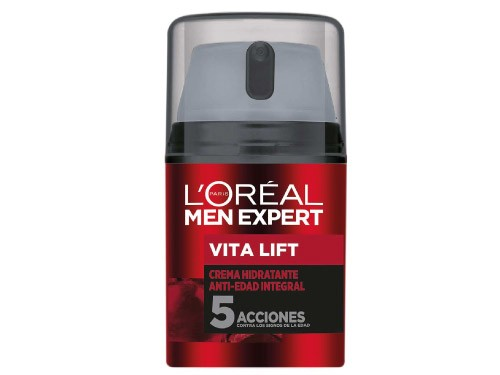 L Oreal  - Men Expert Vita Lift Crema Anti Edad  50 ml