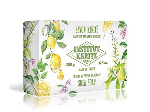 Institut Karite - Lemon Verbena Shea Soap 200 g