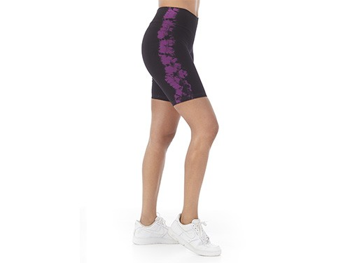 Ciclista Hibi de Algodón con Elastomero® - Textura BATIK - PUNTO 1