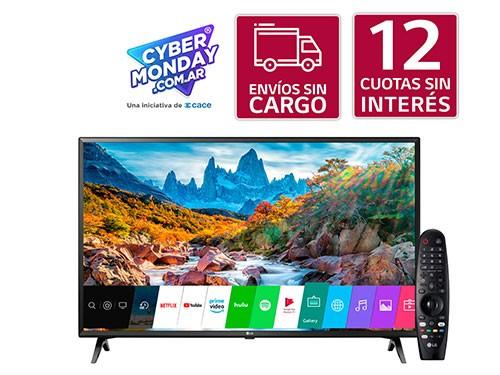 50´´ LG Ultra HD Smart