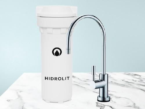 Purificador de Agua con Grifería Elimina Arsénico, Cloro y Metales