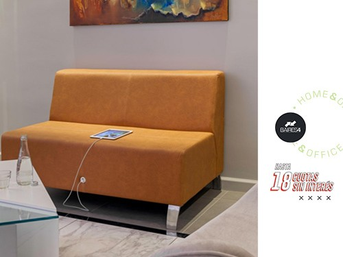 Sillón Smart Living con USB BAIRES4