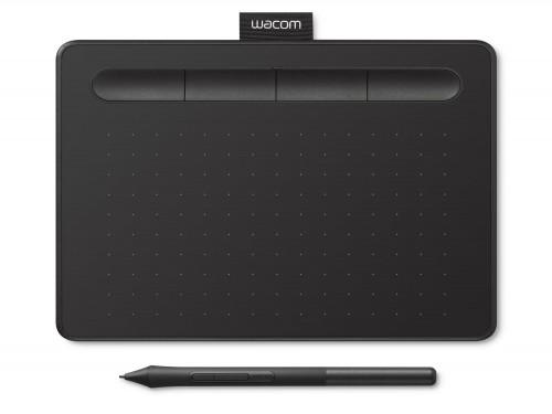 TABLETA GRAFICA WACOM INTUOS SMALL BLACK CTL-4100