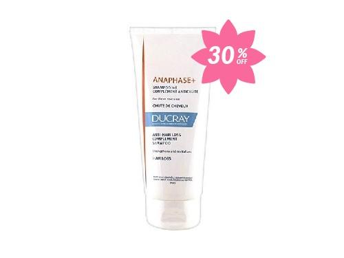 Shampoo Tratamiento Anti Caída Anaphase Ng 200ml Ducray
