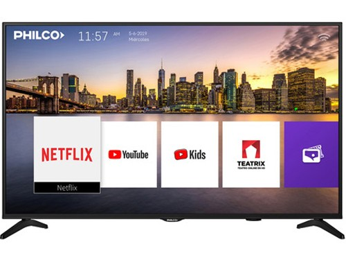 Smart Tv Philco Pld50us9a1 Led 4k 50