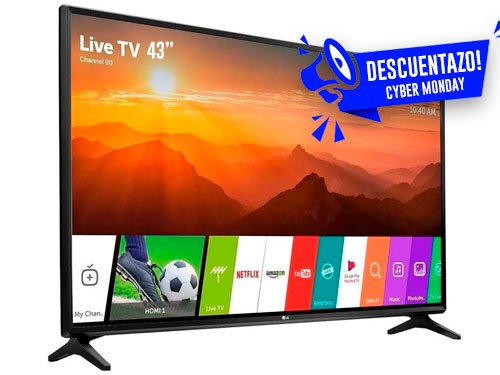 "LED Smart Tv 43"" FULL HD  Telefunken"