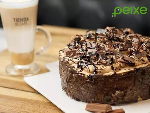 Torta a elección con delivery en Tienda de Café