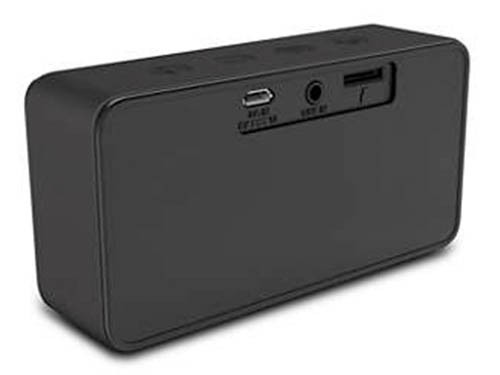 Parlante Bluetooth con Radio + Batería recargable USB+Cable Philips