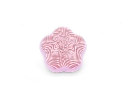 Limpiador y masajeador Facial de Silicona con vibración