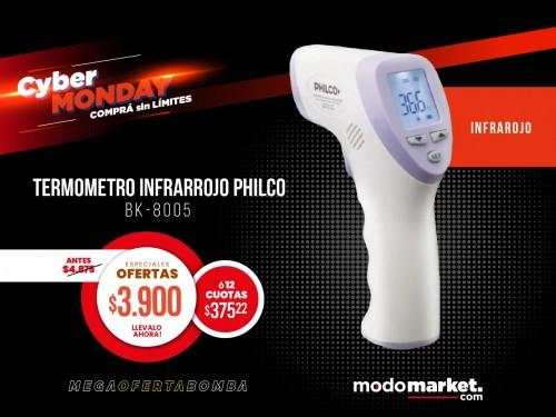 TERMOMETRO INFRARROJO PIHLCO BK-8005
