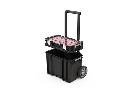 Carro Caja de Herramientas Keter Connect Cart