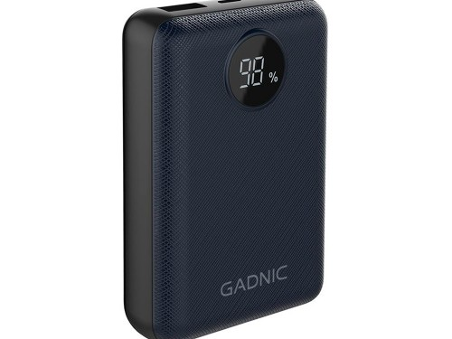 Power Bank Cargador Portatil Gadnic 18000 mAh