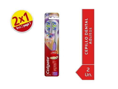 Colgate Cepillo Dental Advance 2x1