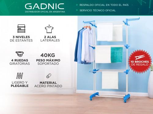 Tender Plegable Gadnic HANG3000