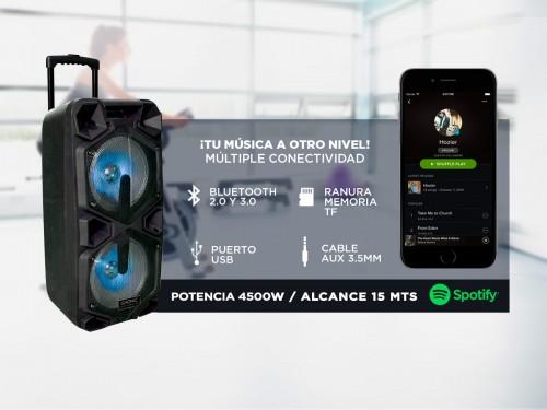 Parlante Gadnic Live Studio XBS6 Bluetooth 4500w