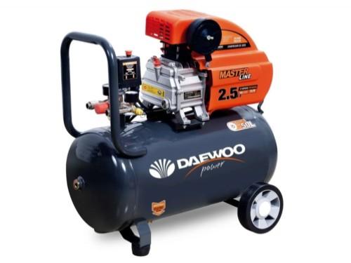 Compresor De Aire Daewoo original 50 Litros 2.5 Hp Garantia Oficial