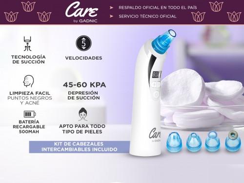 Limpiador Facial Removedor Puntos Negros Gadnic BF3078