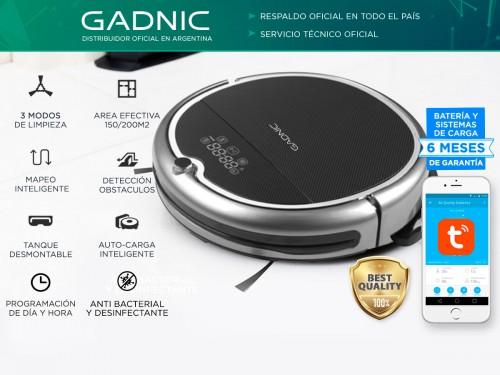Aspiradora Robot Gadnic Z850 Trapeadora