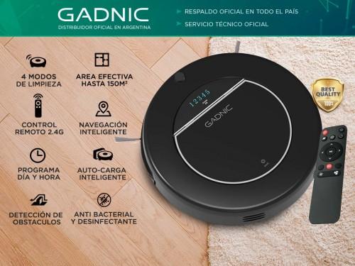 Aspiradora Robot Gadnic Clean Mate Z600 4