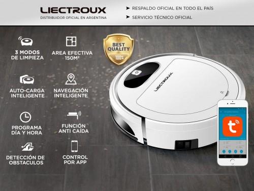 Aspiradora Robot Liectroux 11S Trapeadora 3